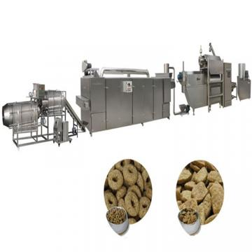 Aquarium Puffed Pet Fish Food Extruded Pellet Machine Processing Line Fodder Pelleting Extrusion Machinery Plant Unit Equipment