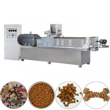 China Jinan Dog Food Pet Food Extruder Machine Animal Feed Extrusion Equipment Production Line