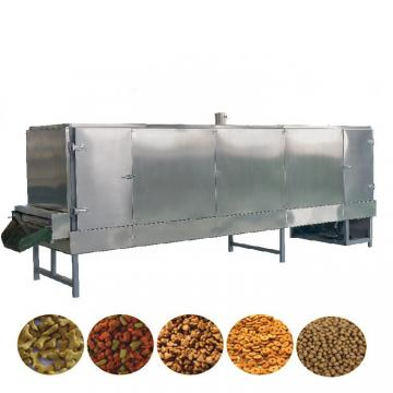 Pet Food Extrusion Machine/Dog Food Extrusion Extruder/Twin Screw Pet Dog Food Making Extruder Equipment