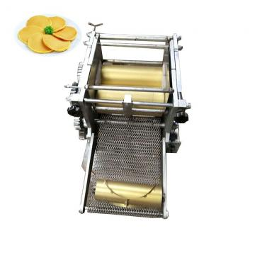 Commercial Stainless Steel Tortilla Press Machine / Chapati Machine