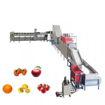 Complete Turnkey Fruit Vegetable Apple/Orange/Mango Fruit Juice Paste Processing Production Line Juice Fruit Filling Line Juice Concentrate Production Line