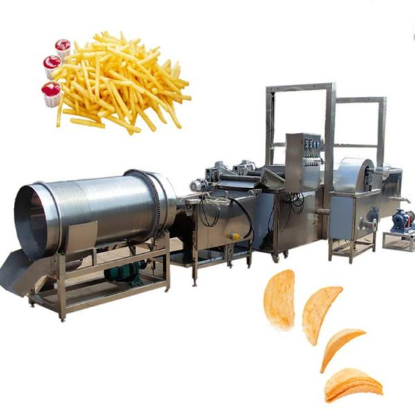 industrial factory frozen fresh chips maker lays potato chips making machine