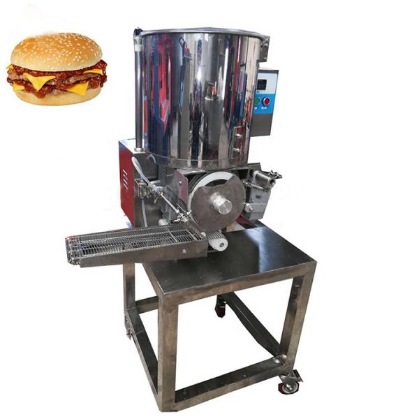 Commercial Mini Hamburger Patty Machine for Sale