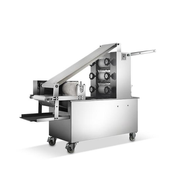 Hot Sale Industrial Meat Patty Battering and Breading Machine
