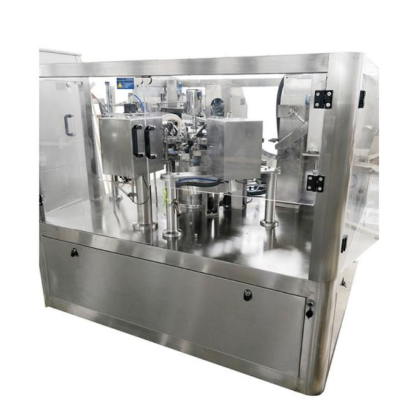 Automatic Horizontal Flow Wrapper/Wrapping Pillow Bakery/Bread Packing Packaging Machine Made in China (AHP-500-S3)